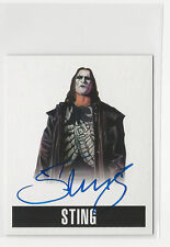 Sting 2014 Leaf Originals Wrestling Card Autograph Auto WWE WCW TNA #S2