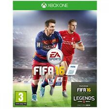 FIFA 16 (Xbox One Game,2015)
