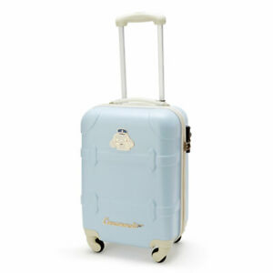 Rolling Wheels Suitcase L Sanrio Cinnamoroll white dog cute travel luggage