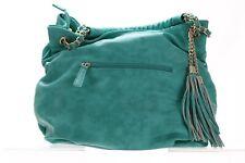 Big Buddha Hailey Turquoise Hobo Bag Handbag Purse NWT