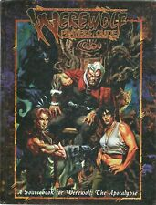 WW3108 Werewolf: The Apocalypse 2nd ed Players Guide, White Wolf, VGC