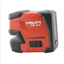 New Hilti laser level PM 2-L Line laser Laser line projectors  laser line