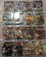 Complete Set Of 30-2006 NRL Common Hot Shot Tazo's