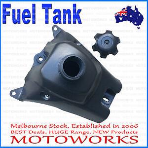Gas Fuel Petrol Tank tap cap CRF50 Style 110cc 125cc PRO PIT Trail Bike Dirt