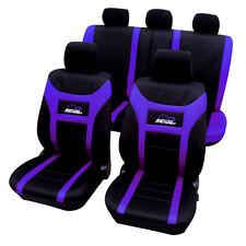 Universal Sitzbezug Sitzbezüge Schonbezug Sitzschoner SUPER SPEED lila AS7259la