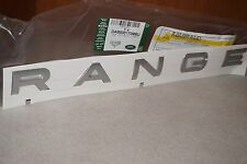 LAND ROVER OEM 06-10 Range Rover Sport Hood-Emblem Badge Nameplate DAB500170MBJ