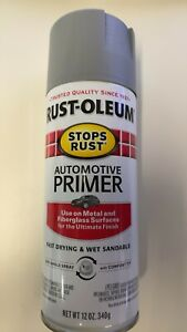 Rust-Oleum 2081 12Oz Light Gray Primer Spray