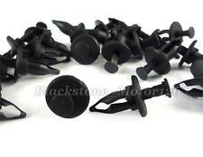 "10 Bumper Cover Fascia Retainer Bracket Clip Nylon Fit 1/2"" Hole For GM 14103461"