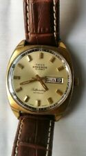 Swiss Emperor 25 Jewels Automatic Wrist Men's Watch 1960s Swiss Made