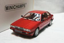 Maserati Biturbo 1982 1/18 Minichamps #107123501 OVP no Kyosho Merak Bora Ghibli