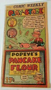 Popeye Playstore- POPEYE'S PANCAKE FLOUR  (4-21-41)