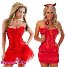 Satin Corsets & Bustiers for Women