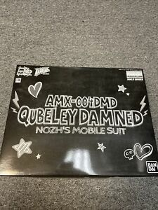 Bandai 5055512 1/100 MG Build Divers AMX-004DMD Quebeley Damned NEW *LIMITED*