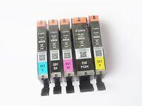5x DRUCKERPATRONEN CANON PGI-550 CLI-551 XL IP7250 MG5550 MX925 MG5650 ANEGOT