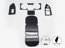 Carbon Interior Window Switch A/C Center Cover RHD For Toyota GT86 Subaru BRZ