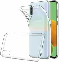 For Samsung Galaxy A90 5G Case Clear Silicone Ultra Slim Gel Cover