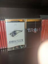 Disney's Tron & Aeon Flux - Set of 2 Psp Umd Videos - Brand New Sealed