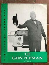 Synopsis LE GENTLEMAN D'EPSOM. Jean Gabin, Louis de Funès