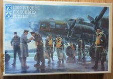 Jigsaw puzzle, 1000 Piece, B-17F 8th Usaaf, Nib 26 x17 inch Fx Schmid