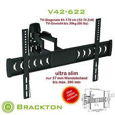 Super compartiment support mural TV v42-622 32-70 pouces LED VESA 600 x 400 50