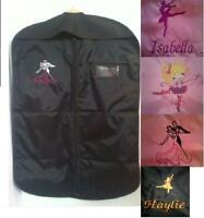 Personalised Dance Outfit/Suit/Dress Carrier/Bag