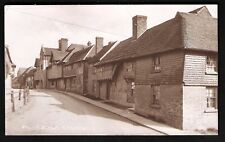 Steyning. Church Street # ? 213 in The Wells Series.