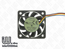 Everflow 40mm 4CM 4010 4Pin PWM 8000RPM 0.18A Quiet Computer case fan ITX ATOM