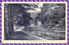 Tarjeta Postal - Valle de la zorn - parte del Canal