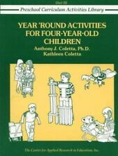 Year-Round Activities for Four-Year-Old Children (Preschool Curriculum-ExLibrary
