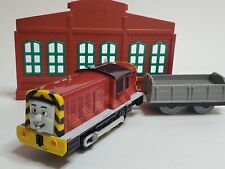 TOMY Plarail Salty Thomas & friends trackmaster motorized train And Carriage