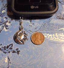 Moon/Sun Cell Phone Clip Charm~Dust Plug Cover~Smartphone~Free Ship