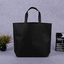 Reusable Tote Bag Handbag Storage Shopping 36x45x10cm Large Grocery Nonwoven