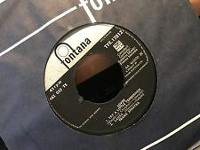 "7"" VERY RARE 1958 VINYL - FRANK SINATRA - LOVER'S EP -TFE.17012 ORG SLV"