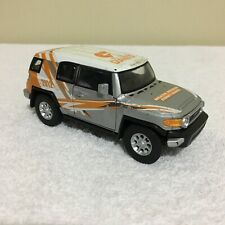 Greater Western Sydney Giants GWS AFL Welly 2012 Toyota FJ Cruiser Diecast Car