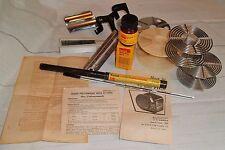 Lot of Vtg Photo Film Developing Equipment & Supplies Kodak Kaiser Squeege reels
