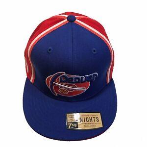 Denver Nuggets NBA Reebok Hardwood Classics 1975-76 7 5/8 Fitted Cap Hat $28