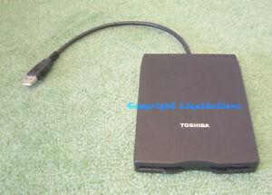 Toshiba PA3109U-1FDD External USB Floppy Disk Drive Kit (FDD)  1.44MB