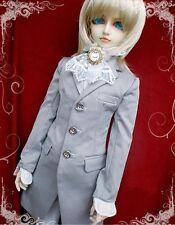 [wamami] 510# Silver Prince Suit/Outfit/Set 1/4 MSD AOD DOD BJD Boy Dollfie