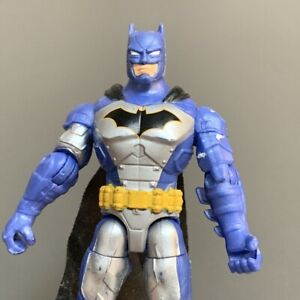 4'' DC Comics Batman Black Caped Crusader 1st Edition Action Figure Toy 2020
