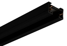 Juno Lighting TU4BL Trac-Master Two Circuit Track 4ft BLACK