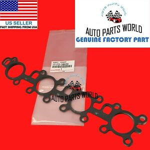 GENUINE TOYOTA SEQUOIA TUNDRA LX570 GX460 V8 EXHAUST MANIFOLD GASKET 17173-38020