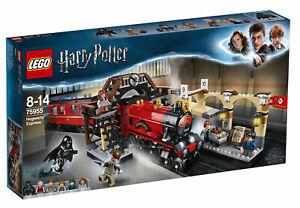 NEW NRFB LEGO Harry Potter Hogwarts Express 75955 Building Kit (801 Pieces)