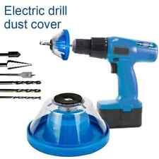 Electric Hammer Drill Dust Cover For 4-10mm Drill Bits Engineer Installation 2pc