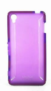 Tech21 Classic Tactical For Sony Xperia Z3 Case Cover D3O Protection Slim Purple