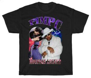 Pimp C Houston Legend Unisex Printed Short Sleeve Fashion T-Shirt