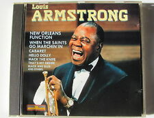 LOUIS ARMSTRONG .Cabaret, La Vie En Rose, Only You, Hello Dolly, . CD