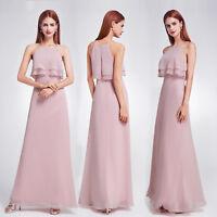 Multi Layered Bridesmaid Dress Elegent Prom Party Dresses 07137 Ever-Pretty