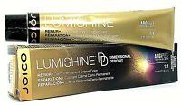 joico lumishine demi permanent color creme 2.5 oz and Liquid 2 oz - select yours