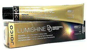 joico lumishine demi permanent color creme 2.5 oz or Liquid 2 oz - select yours