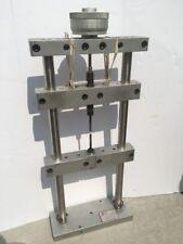 Satec Mechanical Comparator Calibrator w/Boeckeler Mechanical Micrometer 14434